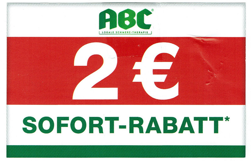 ABC sofortrabatt